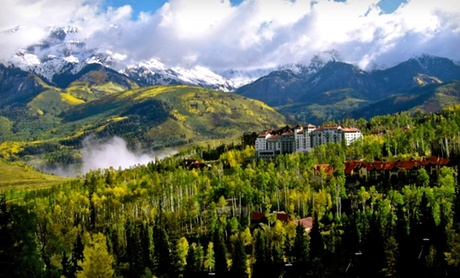 One- or Three-Night Stay at The Peaks Resort in Telluride, CO