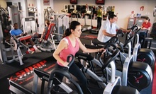 One- or Three-Month Gym Membership with One Personal-Training Session at Snap Fitness (Up to 75% Off)