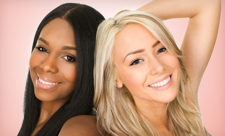 $149 for a Keratin Hair-Straightening Treatment at A Slice of Color Salon ($300 Value)