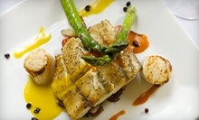 Upscale Italian Food for Dinner at Vincenzo's Italian Restaurant (Half Off). Two Options Available.