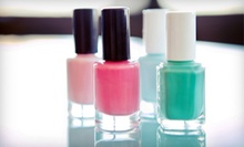 Express Manicure, Express Pedicure, or Express Mani-Pedi at Blo Salon Studio (Up to 52% Off)