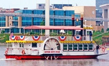 Riverboat Sightseeing Tour on Sunday for Two, Four, or Six from River City Star (Up to 60% Off)