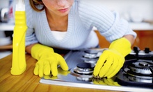 One, Three, Five, or Nine Two-Hour Housecleaning Sessions from Green Maids (Up to 60% Off)