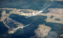 $179 for Glider-Flight Package with Ground School at Seminole-Lake Gliderport ($299 Value)