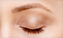 One or Three Eyebrow Shaping and Waxing Sessions at Edit EuroSpa (Up to 53% Off)