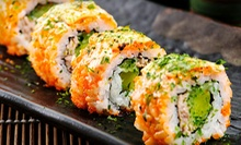 Four-Course Japanese Prix Fixe Dinner for Two or Four at Mika Japanese Cuisine & Bar (Up to 62% Off)
