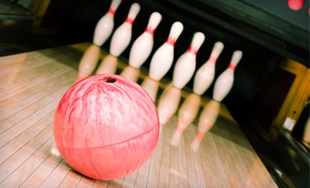 $25 for Two Hours of Bowling for Up to Six at Park Lanes Family Entertainment Center in Hillsboro (Up to $75 Value)