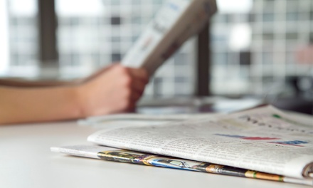 Newspaper Subscriptions from the