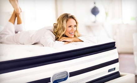 $50 for $200 Toward Mattresses and Mattress Sets at Back to Bed