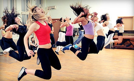 5 or 10 Adult Dance-Fitness Classes or 5 or 10 Kids' Dance Classes at Belle and Beau Fitness (52% Off)