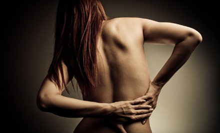 Chiropractic Package with Optional 30- or 60-Minute Massage at Advanced Chiropractic of South Carolina (Up to 91% Off)