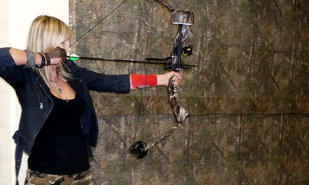 One Hour of Archery for Two or Four at Shooting Range & Archery Center (Up to 50% Off)