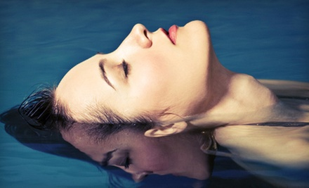 One or Three 50-Minute Floating Sessions in a Sensory-Deprivation Tank at Urban Float (Up to 56% Off)