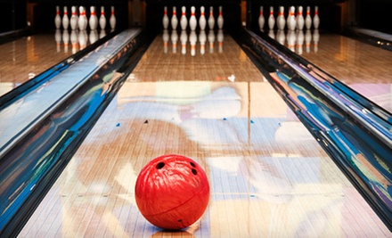 Two or Three Games of Bowling with Pizza and Shoe Rental for Up to Six at Green Valley Lane (Up to 62% Off)