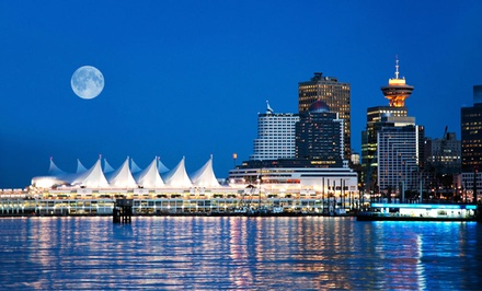 Groupon Deal: Stay at Century-Plaza Hotel & Spa in Vancouver, BC