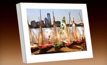 "$60 for an 11""x14"" Canvas with an 8""x10"" Digital Painting Signed by the Artist from Blue Cloud Gallery ($120 Value)"