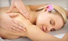 $39 for a 60-Minute Massage at Heal Now Massage Studio ($80 Value)