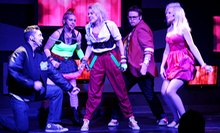"""The 80's Show"" for One or Two at V Theater (Up to 60% Off)"
