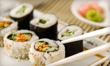 Japanese Cuisine at Ebisu Japanese Restaurant (Up to 57% Off). Three Options Available.