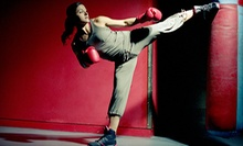 5 or 10 One-Hour Fitness or MMA Classes at Train. Fight. Win. Tallahassee (Up to 51% Off)
