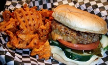 $10 for $20 Worth of American Cuisine and Beverages at The Burger Company