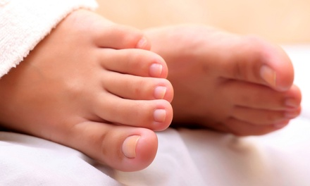 Laser Toenail-Fungus Removal on Up to 5 or 10 Toes at Boston Common Podiatry (Up to 68% Off)