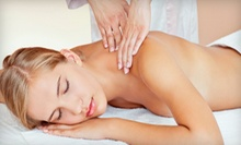 One or Two One-Hour Therapeutic Massages at Muscular Rehab Center (Up to 57% Off)