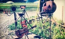 $5 for One Summer Harvest Concert for One Carload of People at Bella Organic Farm ($10 Value)