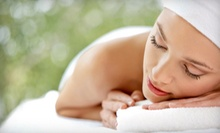 10 Body-Vibration Sessions with or without One or Two One-Hour Massages at Eden Wellness &amp; Vibration (Up to 82% Off)