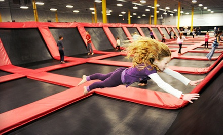 Two Hours of Trampoline Sports and Play for Two or Four at Xtreme Trampolines (Half Off)