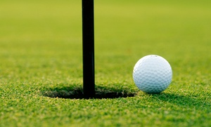 Nine-hole Golf Outing For Two Or Four With Range Balls And Drinks At Healdsburg Golf Club (up To 54% Off)