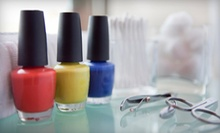 One or Two Classic Mani-Pedis at Etc. Skin &amp; Body Salon (Up to 54% Off)