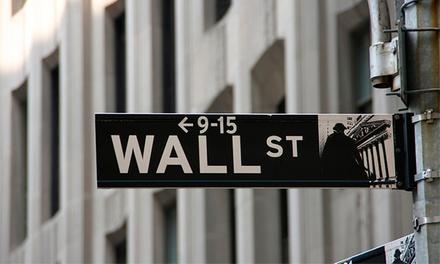 Academy of Financial Trading: curso online de transações de ações por 19€