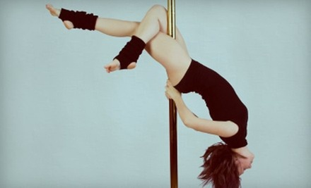 $39 for Four Pole Classes and Four Fitness Classes for Women at Studio Rio's Twisted Fitness ($160 Value)
