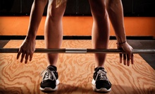 $39 for One Month of Unlimited CrossFit Classes at Maximum III CrossFit ($125 Value)