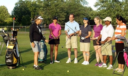 Five-Week Golf Program or One-Hour Lesson for One or Two at Train With Tami (Up to 57% Off)