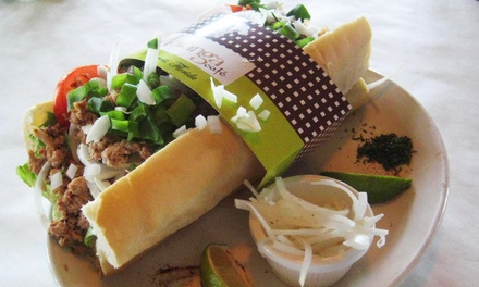 $13 for $25 Worth of Cuban Food and Drinks at Malanga Café