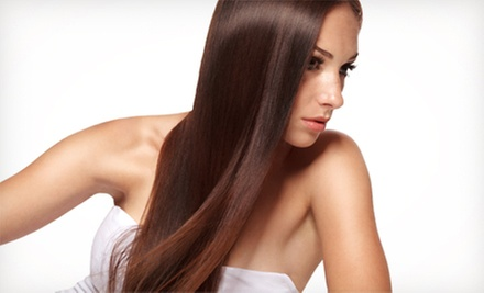$125 for One Brazilian Blowout Zero Keratin-Smoothing Treatment from Rana Bowling at Salon Lofts ($250 Value)
