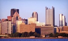 Sightseeing Cruise for One, Two, or Four from Pittsburgh Water Limo (Up to Half Off)