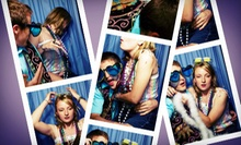 $299 for Four-Hour Photo-Booth Rental from Pied Piper DJ Entertainment ($750 Value)