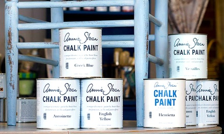 Chalk Paint Fundamentals or Paint-Your-Own-Piece Workshop for One or Two at Vintage Now Modern (50% Off)
