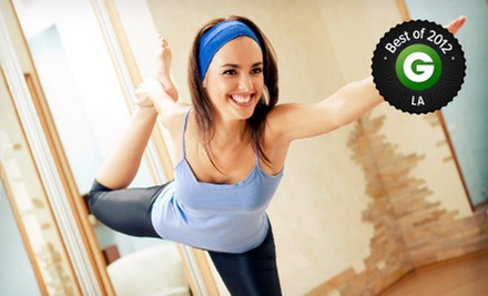 5 or 10 Classes or One Month of Unlimited Classes at Bikram Yoga Hermosa Beach (Up to 83% Off)