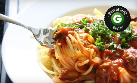 $25 for $40 Off Your Bill at Giuliano, an Anticoli Tavern