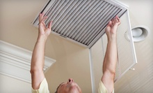 $49 for Air-Duct Cleaning from Quality Air ($129 Value)