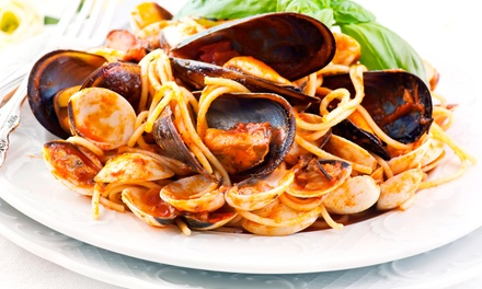 $25 for $40 Worth of Italian Dinner Cuisine at Angelina's Fine Italian Dining