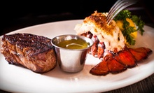 $20 for $40 Worth of Seafood and Steaks at Ed's Hometown Seafood and Steaks