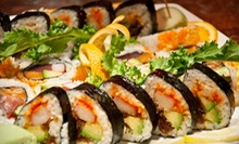 Sushi and Japanese Cuisine for Two or Four at Arirang Hibachi Steakhouse and Sushi Bar (Half Off)