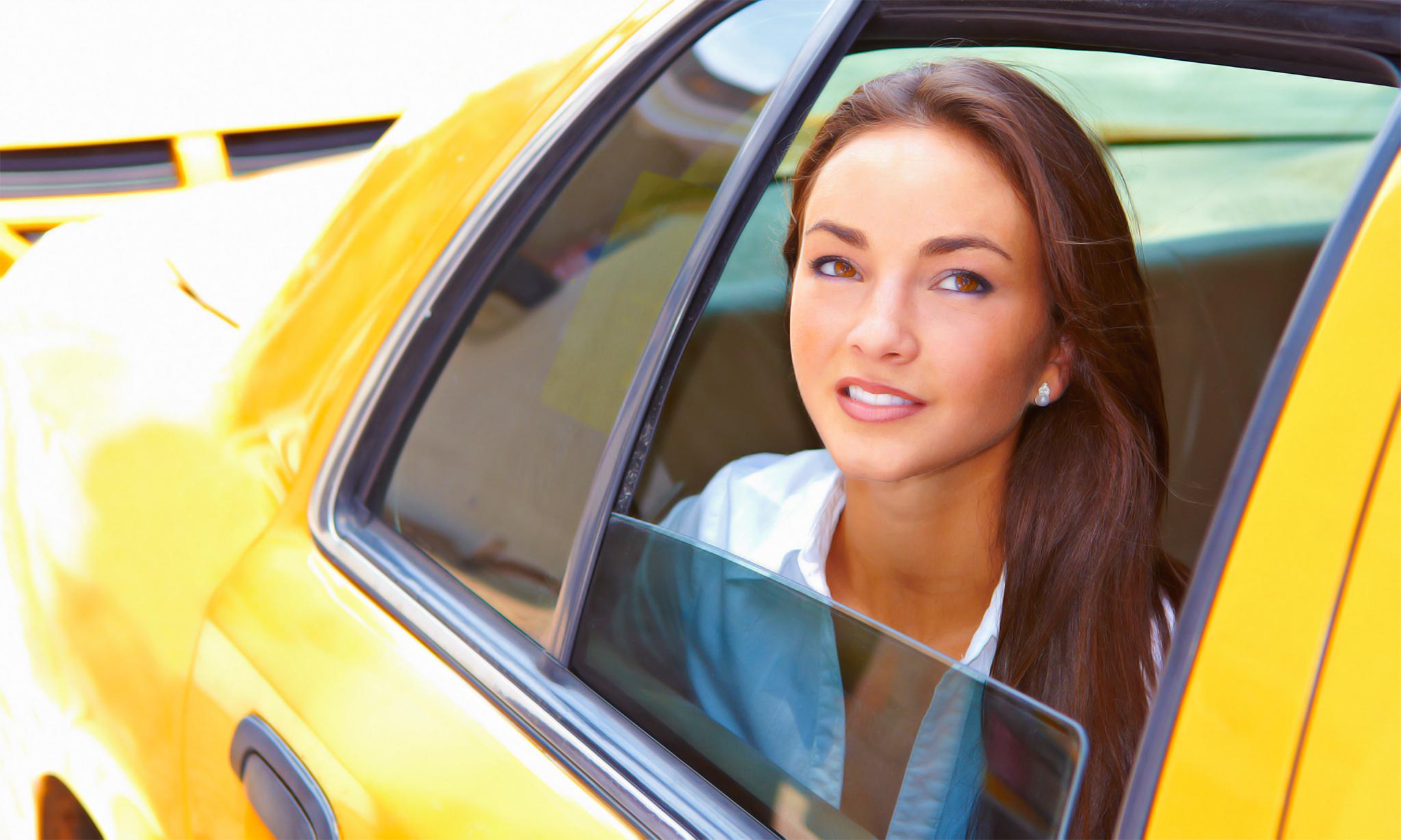 Таксист разводит девушек 20 фотография