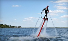 $75 for 30-Minute Flyboarding Flight at South Texas Flyboard ($150 Value)