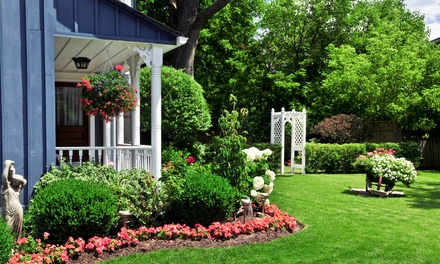 $149 for Lawn Aeration and Overseeding Treatment at Lawn Doctor of Upper Marlboro ($250 Value)